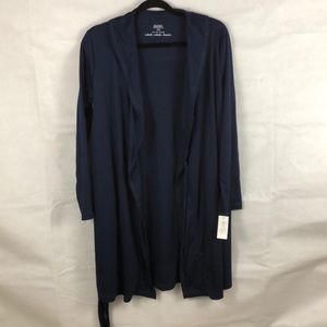 Nighttime blue robe